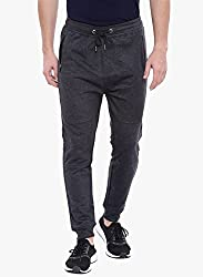 Aeropostale Mens Slim Fit Sweatpants (AE1001432001_Black_M)