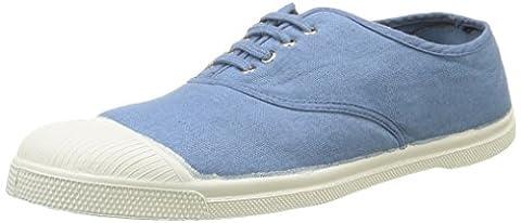 Bensimon H15004C157, Baskets Basses Homme, Bleu (563 Denim), 44 EU