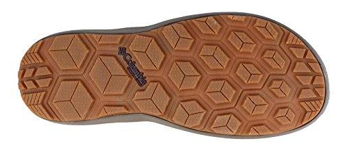 Columbia Techsun Flip Pfg Sandal Mens Mud/Collegiate Navy
