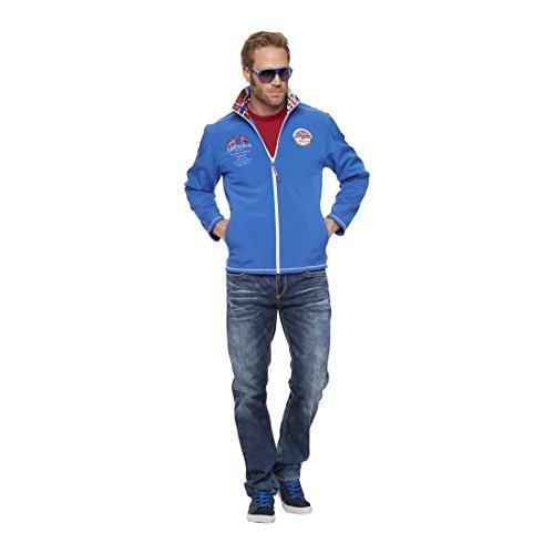 Nebulus Damen Trainingsjacke Herren - kobalt