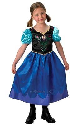 Frozen - Disfraz Anna Classic por Rubies