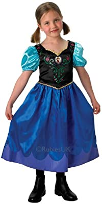 Frozen - Disfraz Anna Classic
