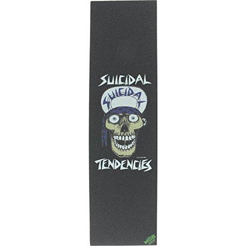 Mob Grip Suicidal Tendencies LM Skull Grip Tape - 9 x 33 by Mob Grip