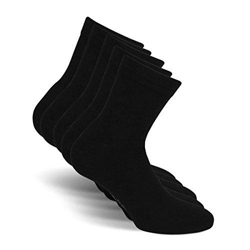 Snocks Herrensocken Socken Herren Schwarz Größe 47-50 Gr. 47 48 49 50 Schwarze Baumwollsocken Socks Baumwolle Business Männer Lange Strümpfe Casual Herrenstrümpfe Dünne Anzugsocken Größe Anzüge Anzug