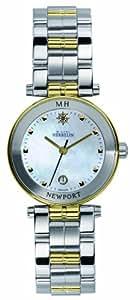 Michel Herbelin - 12886/BT19 - Montre Femme - Quartz Analogique - Bracelet Acier Inoxydable Multicolore