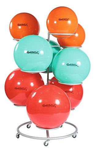 Sport-Thieme® Fahrbarer Ständer für Gymnastikbälle