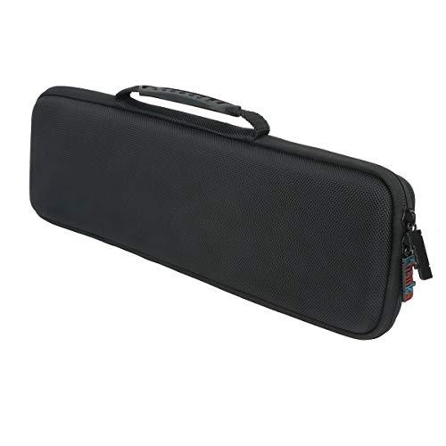 Khanka EVA Hart Fall Reise Tragen Tasche Für AKAI Professional LPK25 Portabler 25Tasten USB MIDI Keyboard Controller.(Für LPK25)