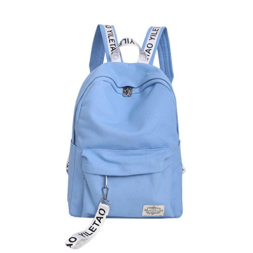 Squarex _ simple Toile Style de l'école de voyage sacoche sac d'école...