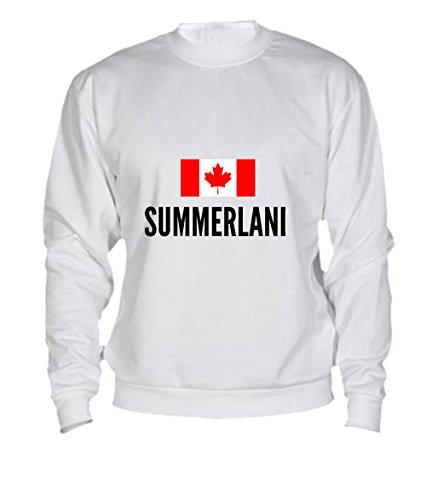 Felpa Summerland city White