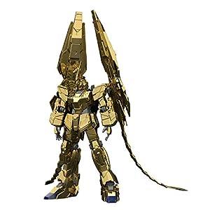 Bandai-66749 HGUC Gundam Unic Phenex Unicr Gold 1/144, Multicolor, 66749