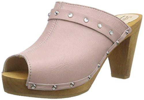 Sanita - Polly Plateau Sandal, Zoccoli Donna Rosa (Pink (Nude 33))
