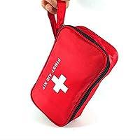 DearGo Erste Hilfe Set 180 Stück von 30 Kategorien Notfall-Versorgungsmaterialien geeignet für Reisen, Camping... preisvergleich bei billige-tabletten.eu