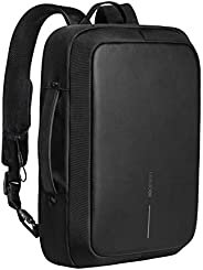 XD-Design Bobby Bizz Anti-Theft Backpack & Briefcase with Integrated USB charging port and Hidden Zippers