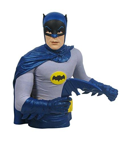 Batman Hucha busto articulado, 20 cm (Diamond DIADC142088)