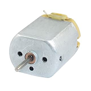 Water & Wood 9V DC 8200RPM Long Axis Flat Electric Magnetic Motor