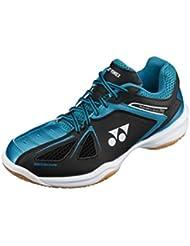 YONEX -  POWER CUSHION 35 - Chaussures - Homme - Noir/ Bleu - EU 39