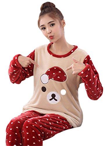 NEWZCERS - Haut de pyjama - Femme X-Large Für Frauen