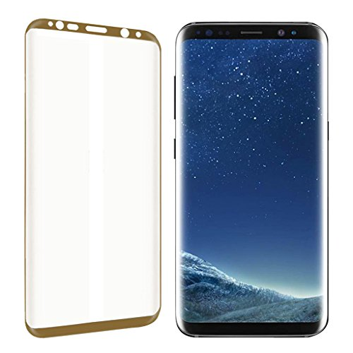 Samsung Galaxy S8 Plus Full Tempered Glass, Samsung Galaxy S8 Plus Screen Guard, Samsung Galaxy S8 Plus Full Tempered Glasses by Hupshy
