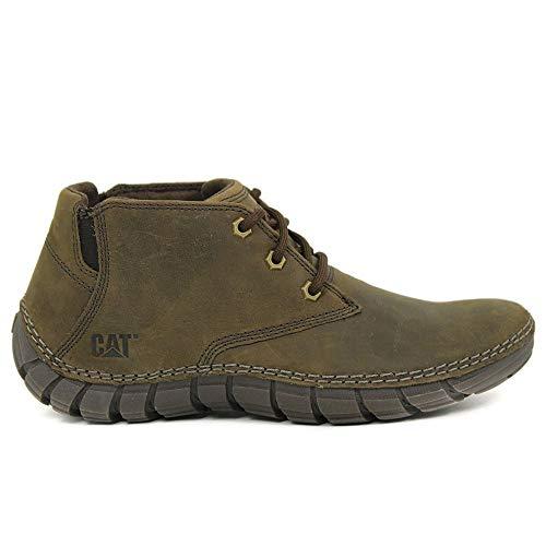 Caterpillar Dryton, Chaussures de ville homme - Marron (Bitteroot), 44 EU