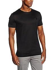 Antony Morato Girocollo Con Placchetta, T-Shirt Homme