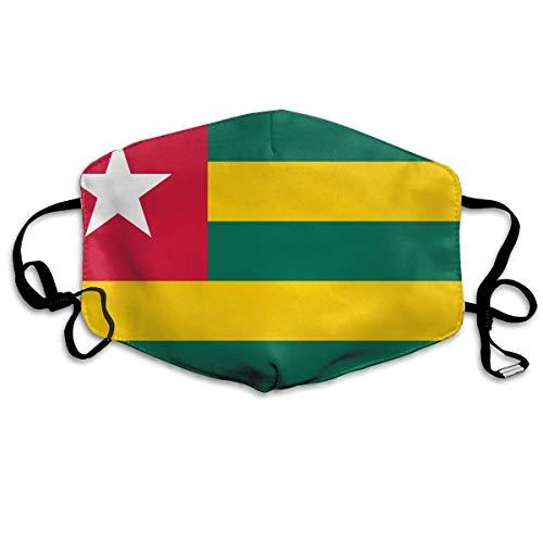 WBinHua Masken für Erwachsene, Mask Face, Mouth Mask, Breathable Mask Anti Dust, Zafmask Togos Flag Printed Mouth Masks Unisex Anti-dust Masks Reusable Face Mask -