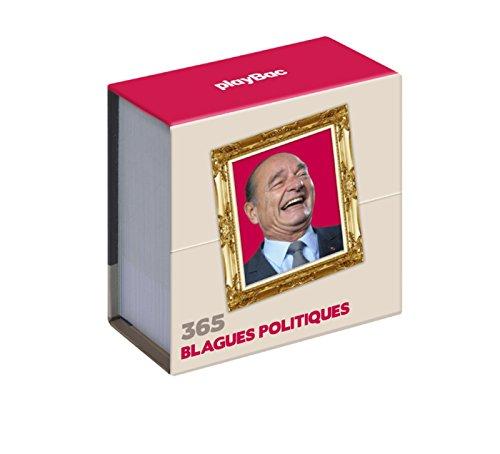 Mini calendrier - 365 blagues politiques