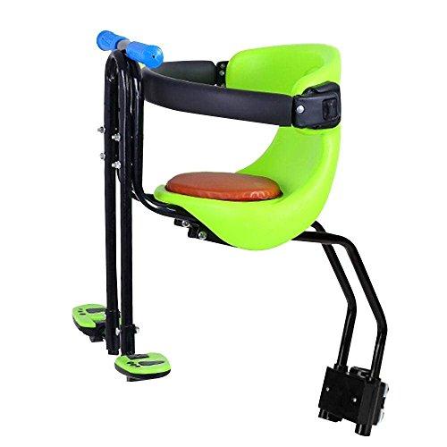 JT Fahrradsitz Für Kinder Front Fahrrad Kindersicherheitssitze Sattel Elektro Fahrrad Kinder Vordersitze