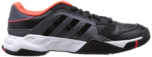 adidas Barricade Court, Tennis homme Noir (cblack/cblack/)