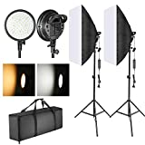 Best NEEWER luz Soportes - Neewer LED Softbox Kit Iluminación: Softbox 51,1x71cm, 48W Review