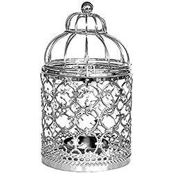 Kerzenständer aus Eisen, hohler Kerzenhalter, Vintage-Stil, Kerzenständer, Kerzenständer, Kerzenständer, Weihnachten, Zuhause, Esszimmer, Dekoration
