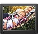 Nixplay 38,1 cm (15 Zoll) WLAN- & Cloudf�higer digitaler Bilderrahmen. Fotos synchronisieren �ber App, E-Mail, Facebook, Dropbox, Instagram, Picasa. �bertragung auch �ber SD-Karten und USB. Bild