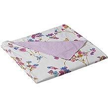 Anne de Solene ASLGARDHC51 00302 m Garden Dream-Funda nórdica algodón, 240 x 220 cm, color morado