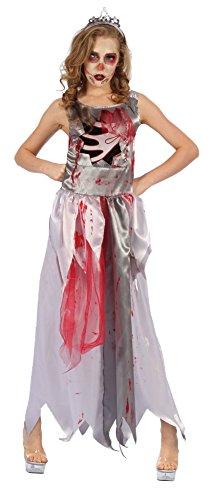 –Kostüm ADO Prinzessin Zombie, Größe 14/16Jahre (Prinzessin Zombie Kostüme)