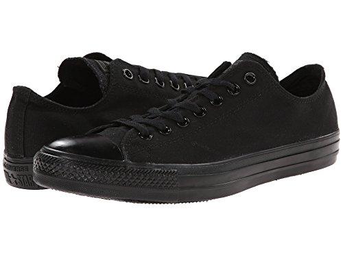 Converse Chuck Taylor All Star Ox Monochrome Black(Size: 3.5 US Men's) - Ox Black Monochrome