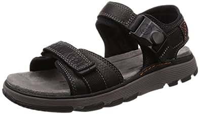 0c7031591b88 Clarks Men s s Un Trek Part Sling Back Sandals  Amazon.co.uk  Shoes ...