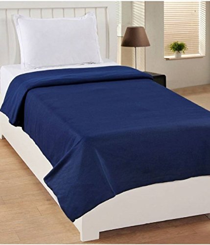 Nakoda Creation Single Bed Super lite blanket,Blue  available at amazon for Rs.99