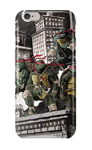 lle für iPhone 6 6s Ninja Turtles TMNT Leonardo Donatello Michelangelo Raphael 9 Designs ()