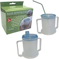 Medisure–Protector antisalpicaduras adultos potable taza