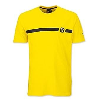 BVB 09 Borussia Dortmund Herren 09-T-Shirt gelb Gr. XXL 15922802 T-Shirt Shirt
