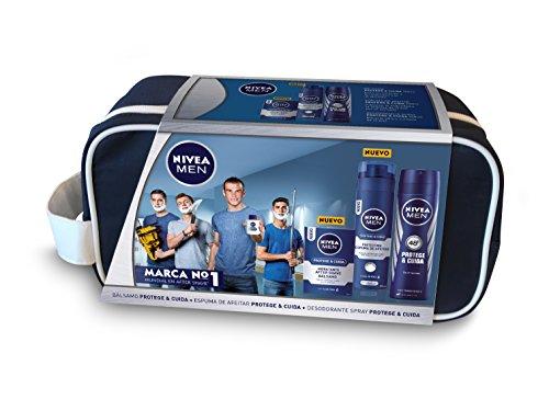 NIVEA MEN, Kit baño - 3 1 piezas Total 3 piezas