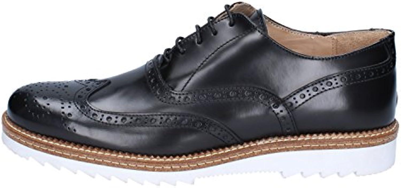 FDF scarpe Scarpe Classiche Classiche Classiche Uomo Pelle Nero | lusso  334a20