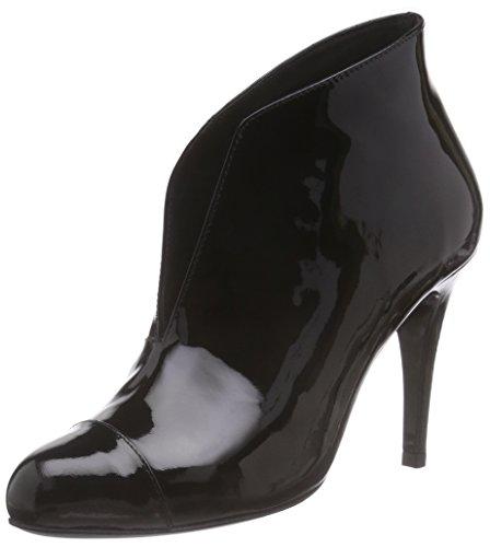 Mysuelly Lola, Stivali donna, nero (Noir (Vernis Noir)), 39 EU