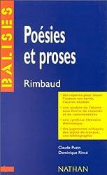 Poésies et proses, Arthur Rimbaud