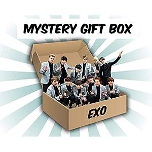 EXO Kpop Mysteriöse Schachtel Geschenkbox