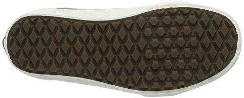 Vans Old Skool Mte, Baskets Basses Mixte Adulte Noir - Black (Mte - Honey/Leather)