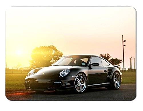 Mauspad Sunset 911 Design