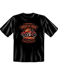 American Pride – Live and Ride Camiseta de Harley Davidson Milwaukee ...