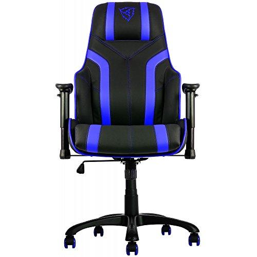ThunderX3tgc20bb Chaise Gaming Professionnelle, métal/Plastique, Noir, 64x 33x 97cm
