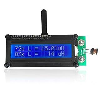 Generic Aimometer Esr01 0.01-20? Lcr Esr Tester Capacitance Equivalent Resistance Meter
