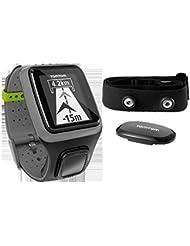 TomTom GPS coureurs Montre sport performance Tracker Design ultra fin